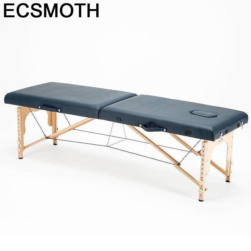 Para Envio Gratis Mueble Letto Pieghevole Cama Tattoo Table Foldable Salon Chair Camilla Masaje Plegable Folding Massage Bed