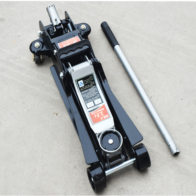 1pcs 2.5 Tons Trolley Jack Horizontal Hydraulic