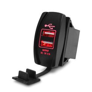 L&PC 3.1A Dual USB Port Charge
