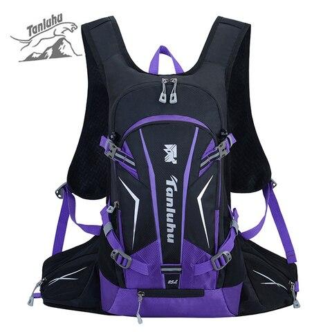 25l esporte reflexivo mochila ciclismo saco de acampamento mochilas para bicicleta das mulheres dos homens