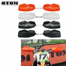 OTOM – protège-mains gauche droite pour moto, Motocross, Dirt Bike, ATV, protection de poignée pour KTM EXC CRF KXF RM, nouvelle collection 2020