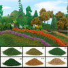 Ho N scale Terrain Powder Diorama Tree Powder DIY Scrub and Scatter Foliage Material Wooden Leaves Model Material Landscape