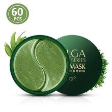 Gold/Seaweed Collagen Mask Natural Moisturizing Gel Eye patches Remove Dark Circles Anti Age Bag Eye Wrinkle Skin Care 60pcs