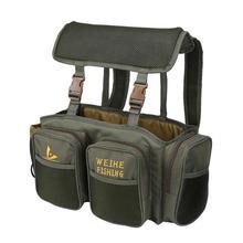 Multifunctional Fishing Bags Nylon Bait Box Storage Waterproof Package Fishing L