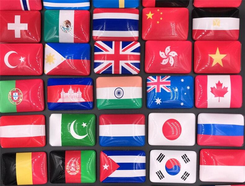 الصين الولايات المتحدة الأمريكية اليونان المكسيك فيتنام السويد النمسا سويسرا بلجيكا أوكرانيا الأرجنتين إيران ثلاثية الأبعاد مغناطيس الثلاجة هدية الأفكار