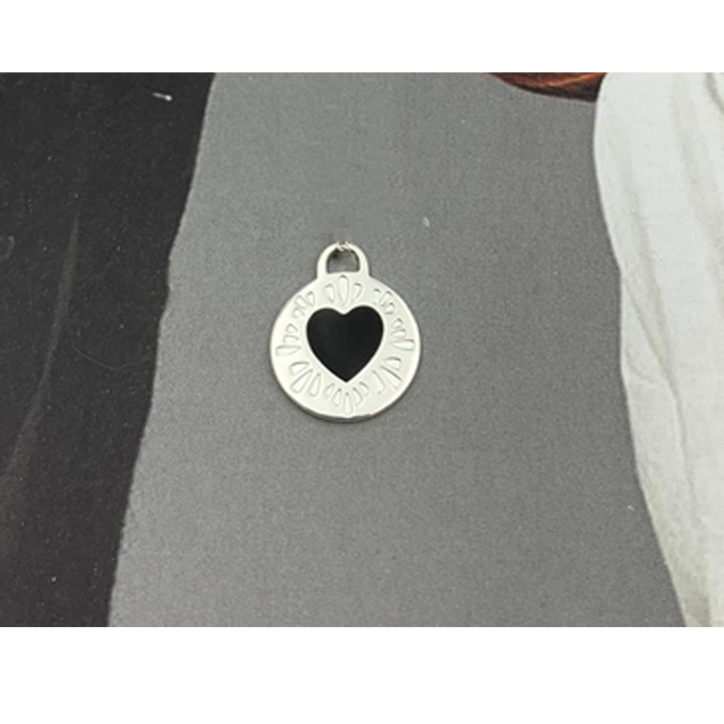 1: 1 оригинальная модель s925 кулон для женщин Мода в форме