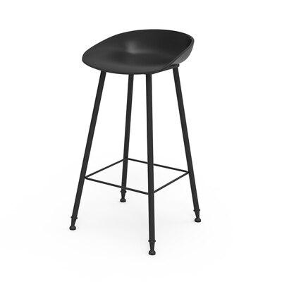 Nordic Bar Stool Chair European Modern Minimalist Home Gold Wrought Iron  Creative   High
