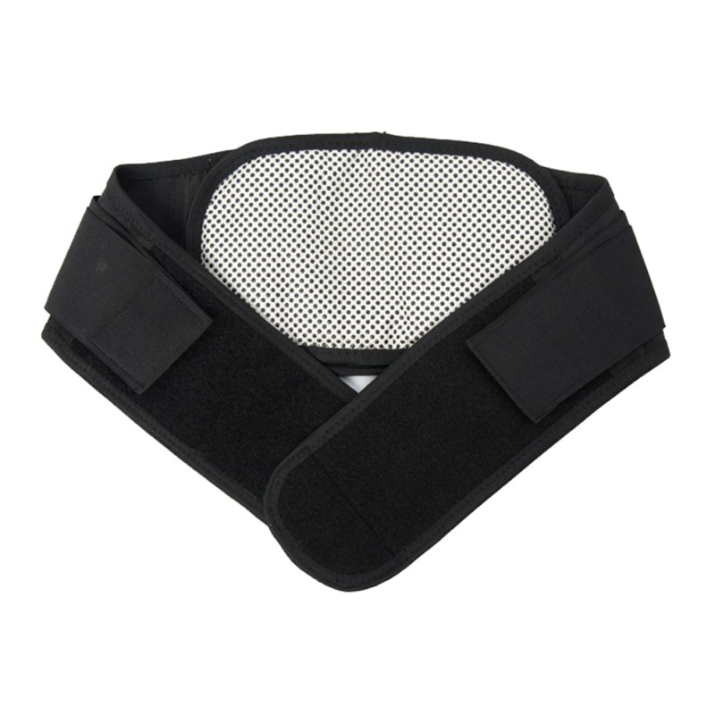 Tourmaline Waist Brace Support Belt Band Self Heating Lower Back Supports Magnetic Therapy Lumbar Waist Bandage Back Waist Belt
