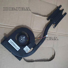 Новый вентилятор охлаждения процессора с радиатором для Dell Latitude E5270 AT1F4002ZCL 06K37N