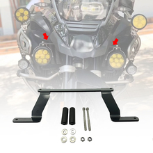 Motorcycle LED Lights Bracket Auxiliary Lights Fog Lights Brackets For BMW R1200GS LC ADV R1250GS Adventure 2014 2019 2017 2018
