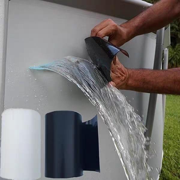 1.52M Repair Tape Super Strong Waterproof Stop Leaks Seal  Performance Self Fiber Fix Tape Fiberfix Adhesive Tape
