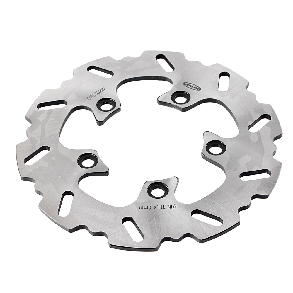 Motorcycle Rear Brake Disc Rotor for <font><b>Suzuki</b></font> GSXR1000 SV650 GSXR600 SV650S GSXR750 SV1000 SV1000S <font><b>TL1000R</b></font> TL1000S GSXR1100 1PCS image