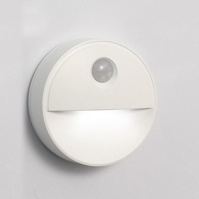 Фото светодиодный светильник для шкафа маленький индукционный ночник цена