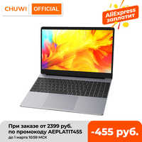 CHUWI HeroBook Plus 15.6 inch Laptop LPDDR4X 12GB 256G SSD Intel Celeron J4125 Quad Core Windows 10 NoteBook RJ45