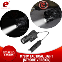 Element M720V Airsoft Tactical Flashlight Strobe Version Tactical Gun Light EX273 FOR WARGAME HOT SELL