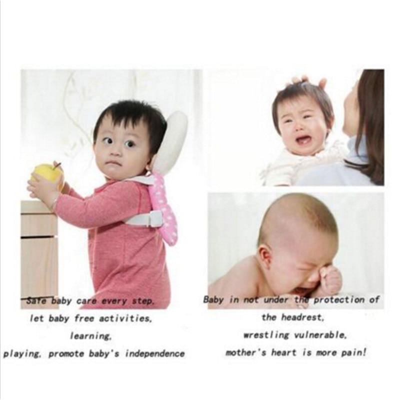 travesseiro bebê pescoço bonito asas enfermagem gota resistência almofada