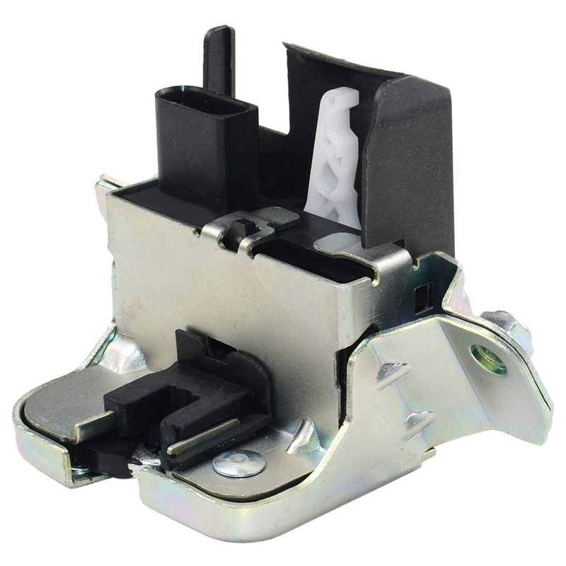 Rear Trunk Boot Lid <font><b>Lock</b></font> Latch Actuator for Touareg <font><b>Sharan</b></font> Seat Alhambra 2011-2013 7P0827505N 7P0827505G image