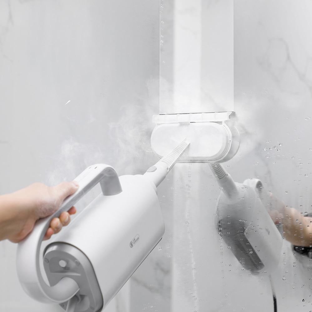 Deerma DEM-ZQ600 пароочиститель ручной высокотемпературной стерилизационной швабры многофункциональная Бытовая Чистящая машина