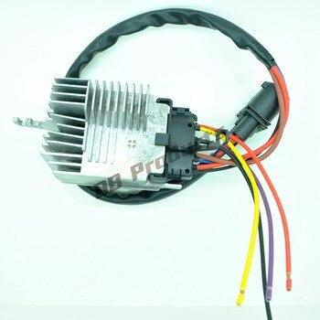 Radiator  Electric Fan Control Resistance Unit FOR Audi A4 B6 B7 OEM NO. 8E0959501AG 8E0 959 501AG