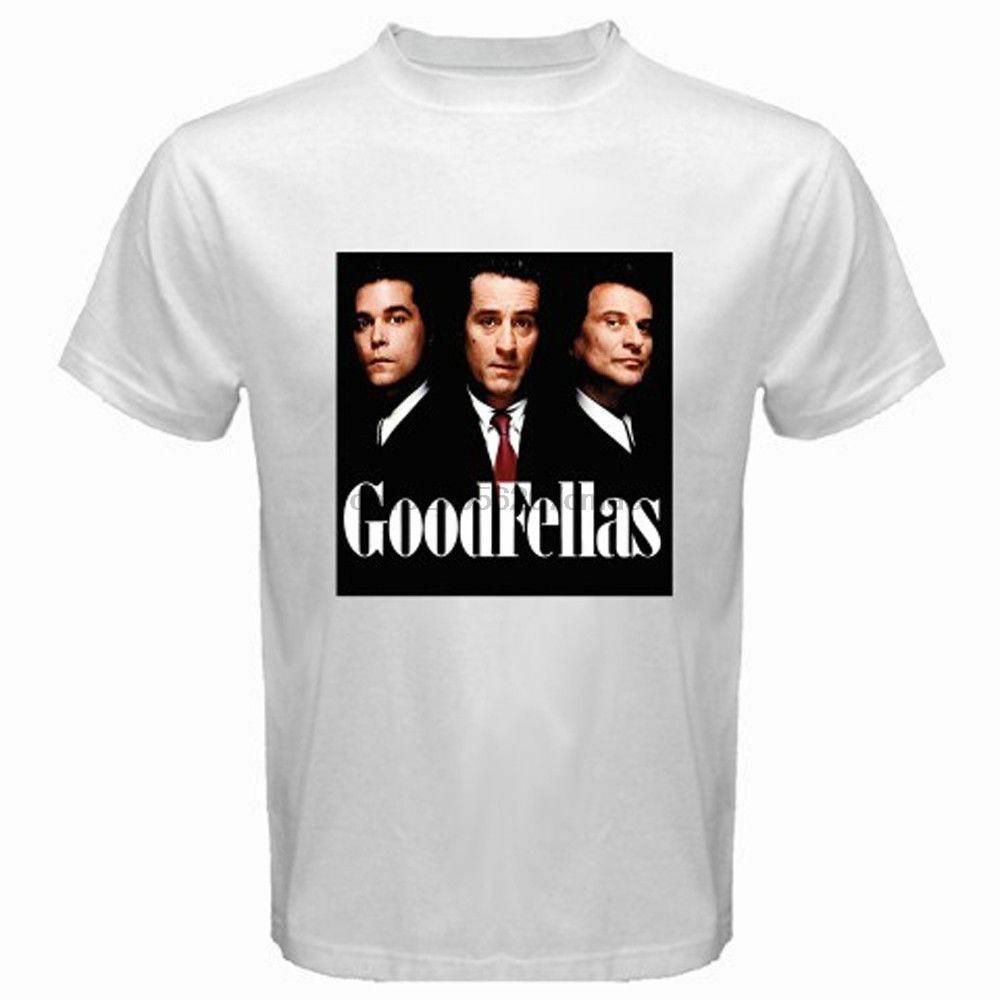 Goodfellas *Three Wise Men Gangster black t-shirt shirts tee XS-3XL