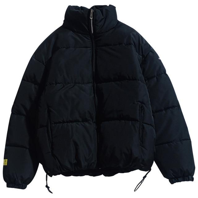 Men's Warm Thick Streetwear Jacket 3