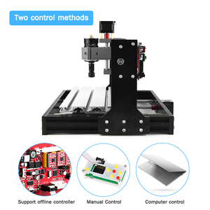 Image 4 - Upgrade Version CNC 3018 Pro GRBL Control DIY CNC Machine 3 Axis Pcb Milling Machine Wood Router Engraver Offline Controller