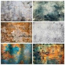 Arrière-plan pour photographie de Portrait, couleur unie, Texture de mur dégradé, couleur unie
