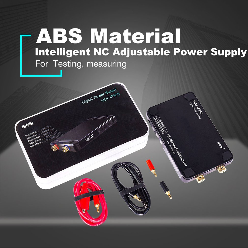 DC 3,6 V-30V Mini Digital Power Supply System Programmierbare Lineare DC Power Module Labor Netzteil MDP-P905 MDP-M01