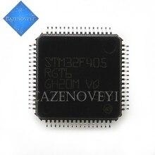 1 pçs/lote STM32F405RGT6 STM32F405 QFP 64 Em Estoque
