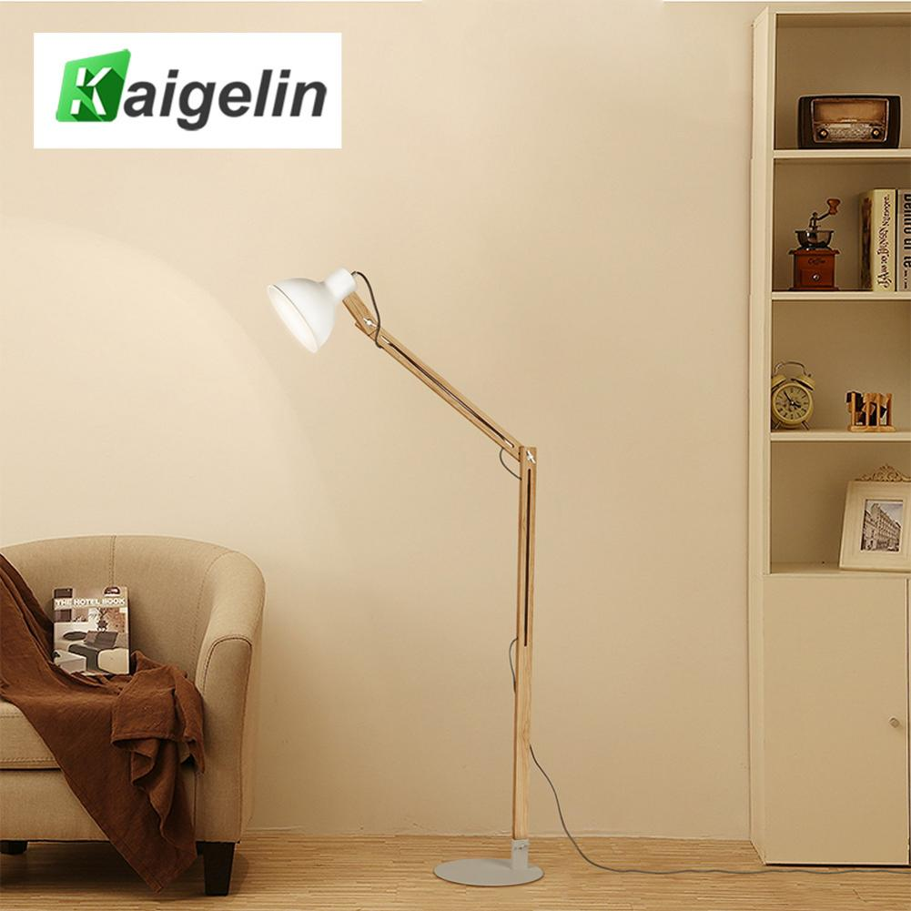 Adjule Height Floor Lamps For Led
