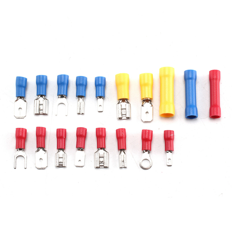 36pc Butt Connector Kit with Waterproof Heat Shrink Sleeves