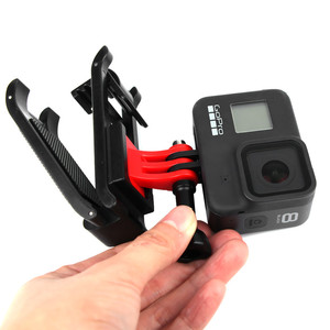 Image 5 - Зажим для спортивной камеры Универсальный Регулируемый зажим для GoPro 8 Osmo Action Osmo Pocket