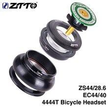 Ztto mtb bicicleta fone de ouvido 44mm zs44 ec44 cnc 1/8