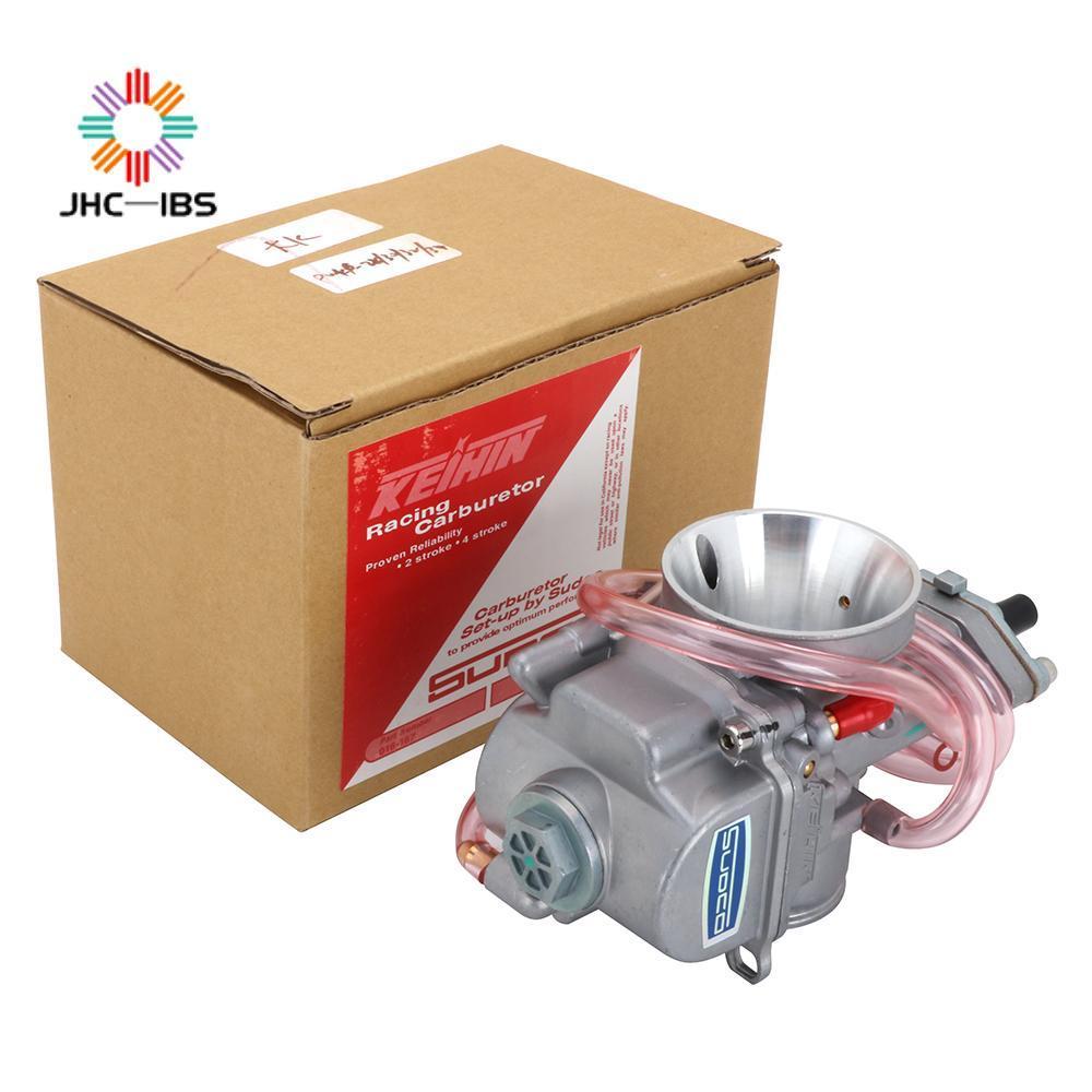 Универсальный карбюратор PWK 28, 30, 32, 34 мм, 2T, 4T для Keihin Mikuni, карбюратор с Power Jet для Yamaha, Suzuki, Honda 75cc-250cc