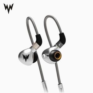 Image 1 - الرياضة سماعات أذن باص A15 ايفي باس مرحبا الدقة سماعات معدنية في الأذن سماعات ديناميكية مرحبا الدقة سماعات MMCX موصل 3.5 مللي متر السلكية