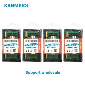 Image 5 - KANMEIQi DDR2 4GB(2pcsX2GB) PC2 6400 800MHZ 533/667MHZ For laptop SO DIMM Memory RAM 200pin 1.8V