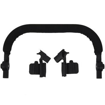 Stroller Armrest Handrest Bumper Bar for Baby YOYO,YUYU,Chbaby Stroller Cart Accessories Baby Carriage Wheelchairs baby stroller armrest stroller accessory bumper bar baby carriage leather handle bar suitable for yoyo yoya mitu stroller