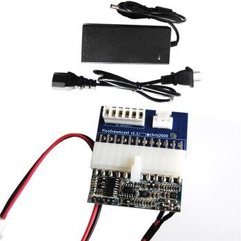 Adapter plate with PICO Power Panel For Sega Dreamcast PICO PSU Power Supply 110V-220V 12v PICO Power Panel фото