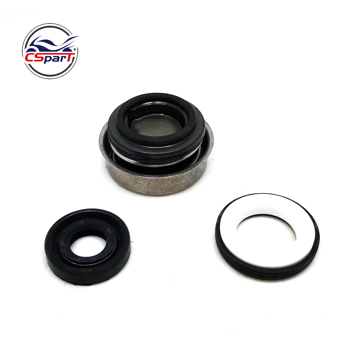 Water Pump Seal Kit For For CFMoto CF250 CN250 CF172 Kinload Kazuma 250CC Water Cooling Scooter Moped  ELITE CH250 KS4 172MM