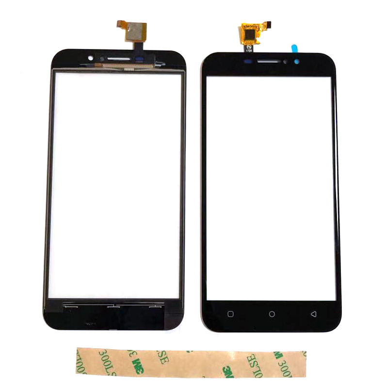 5.0'' Touchscreen For Prestigio Grace M5 LTE PSP5511 DUO Touch Screen Sensor Glass Digitizer Black Color