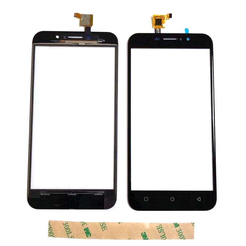 5.0'' Touchscreen For Prestigio Grace M5 LTE PSP5511 DUO Touch Screen Sensor Glass Digitizer Black Color