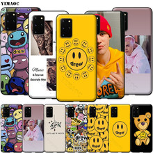 Justin Bieber Drew House Case for Samsung Galaxy A01 A11 A21 A41(China)