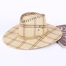 Повседневная ковбойская шляпа от солнца cowgirls детская с широкими