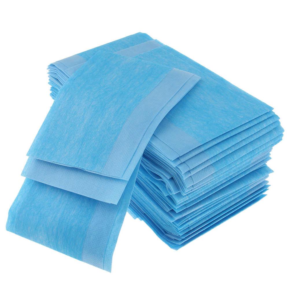 60 個病院使い捨て不織布抗浸透アンダーパッド、防水失禁ベッドパッド、洗える失禁アンダーパッド