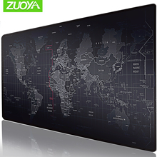 New Fashion Old World Map Mouse Pad gamer Mousepad Large Size for Notebook Computer Locking Edge Gaming Mats