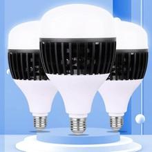 E27 LED Light Bulb 220V Lampara Bombillas 50W 80W 100W 150W