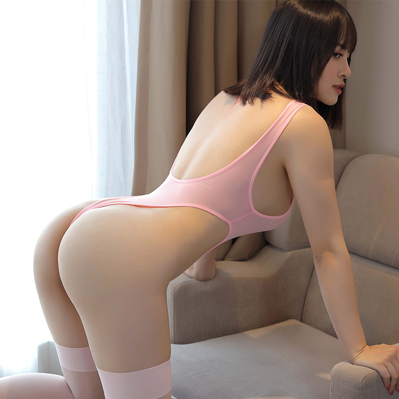 Transparent Milk High Elasticity Erotic Sheer Lingerie Women Porn ...