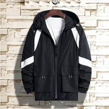 2019 New Spring Men Jacket Windbreaker Men's Fashio