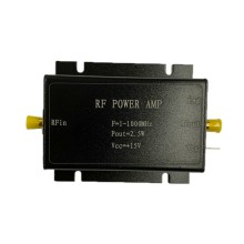 1-1000MHz 2.5W HF VHF UHF FM Transmitter RF Power Amplifier AMP for Ham Radio(China)