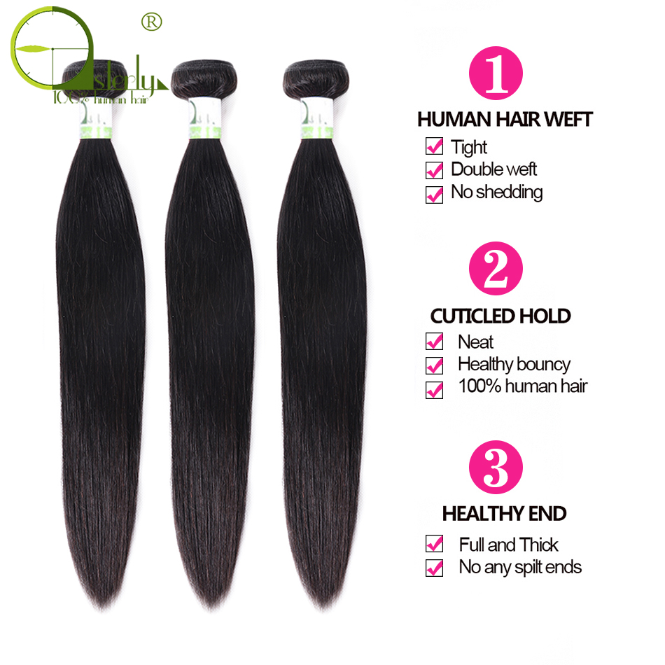 Hef6b2144e0764f14a545578b5664a98fF Sterly Straight Hair Bundles With Frontal Remy Human Hair Bundles With Closure Brazilian Hair Weave Bundles With Closure